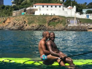 Black gays at sea